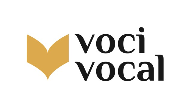 Voci Vocal ensemble Logo